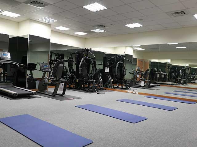 台中減重中心運動中心